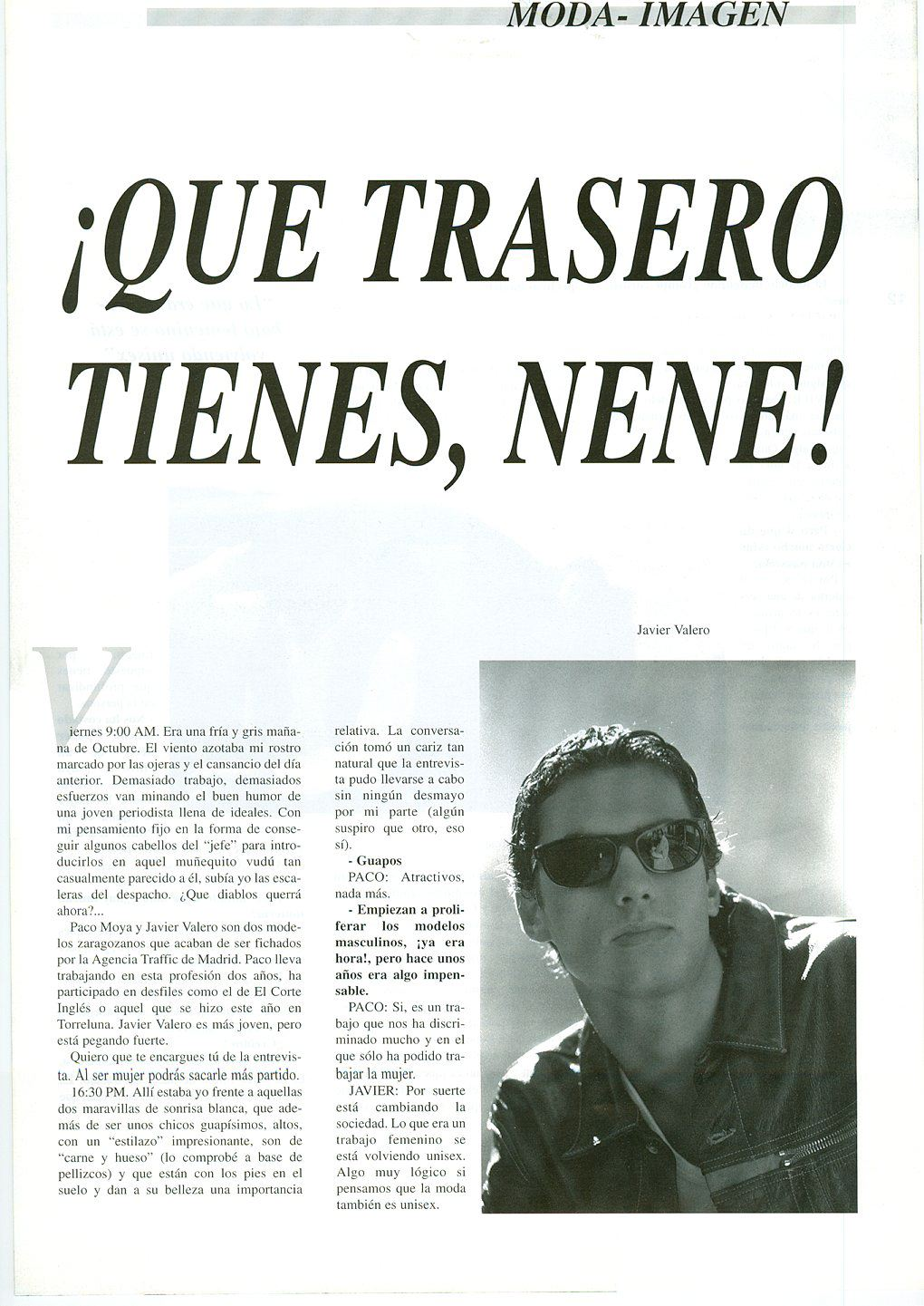 5e1d28aa67e0 Moda: Javier Valero, Paco Moya « Revista Aki Zaragoza 036 « Aki Zaragoza
