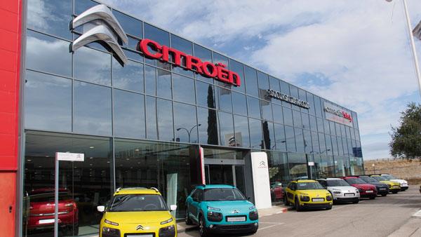 Stock Citroen Zaragoza