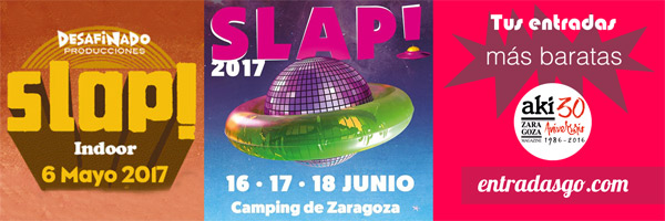 The Hole con SLAP! Festival