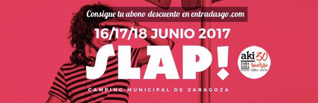 Abonos DESCUENTO Slap festival