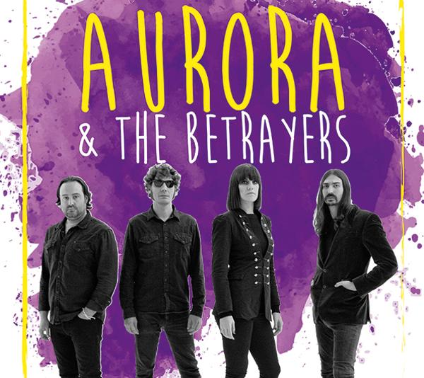 AURORA & THE BETRAYERS Zaragoza