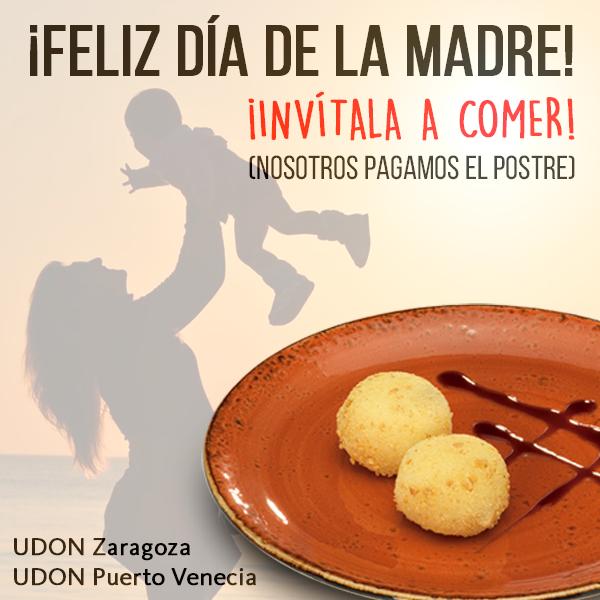 Celebra el d a de la madre en zaragoza aki bienestar aki zaragoza - Dias de apertura puerto venecia 2017 ...