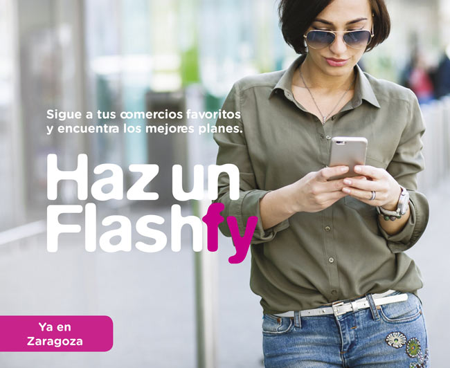 flashfy app zaragoza