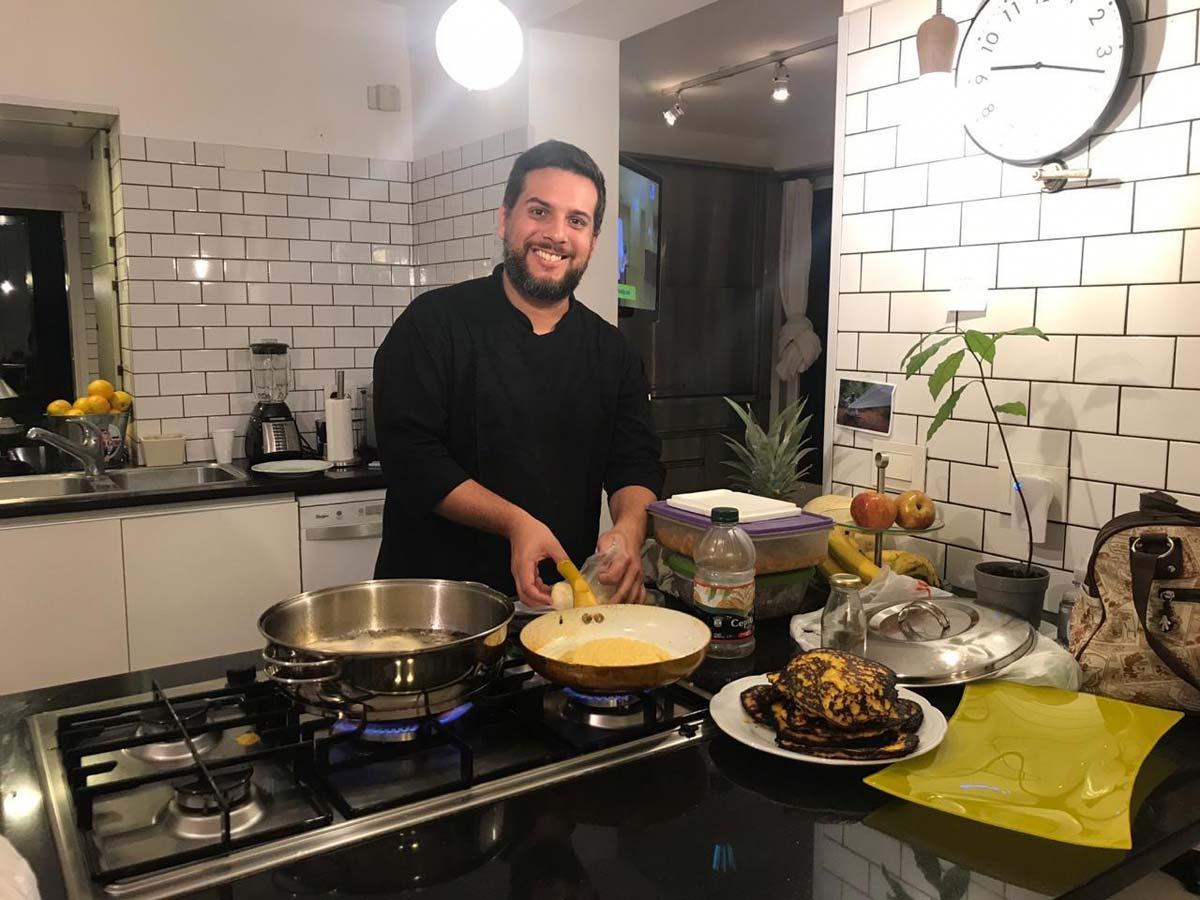Branly Coy, el chef privado de Tommy Lee Jones