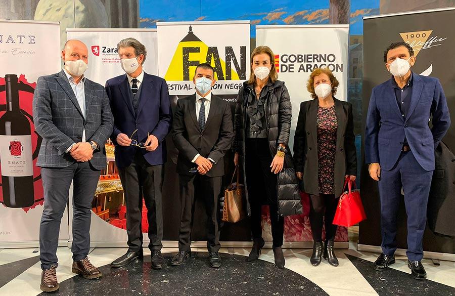 Fan Festival Aragón Negro